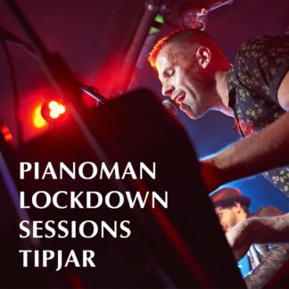 Pianoman Lockdown Sessions tipjar